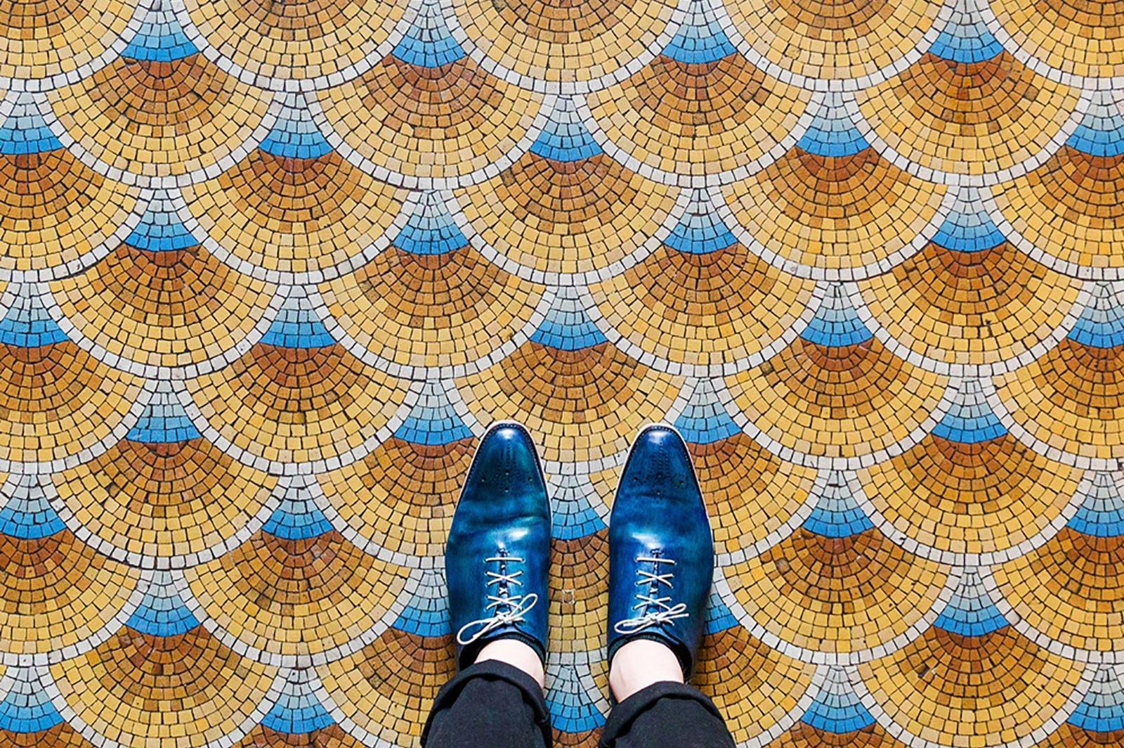 Parisian Floors. Ceramic at your feet