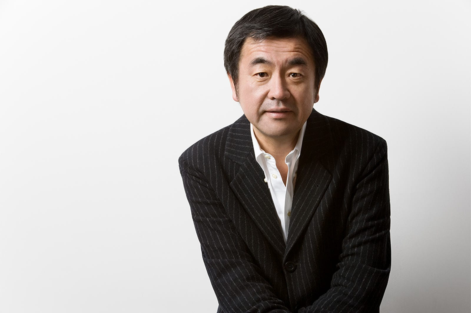 Kengo Kuma on his Ceramic Cloud