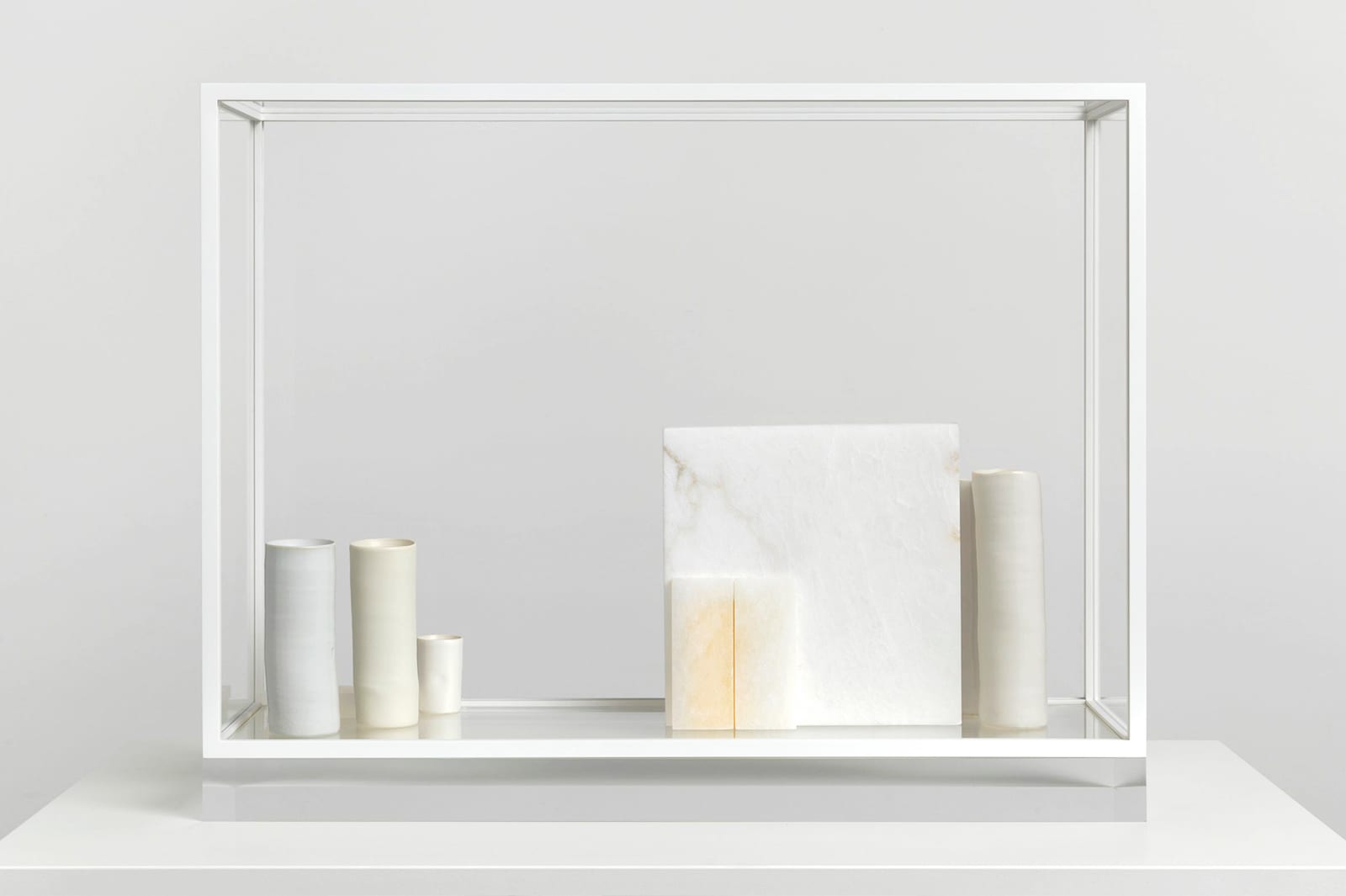 Edmund de Waal, the white road